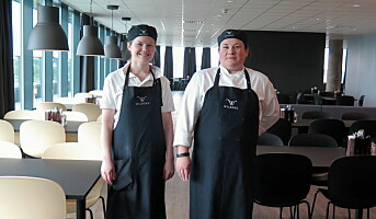 Åpnet serveringen i Golf Tower Stavanger