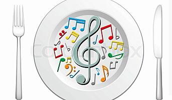Musikk påvirker smaksløkene dine