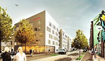 Scandic med nytt storhotell i København