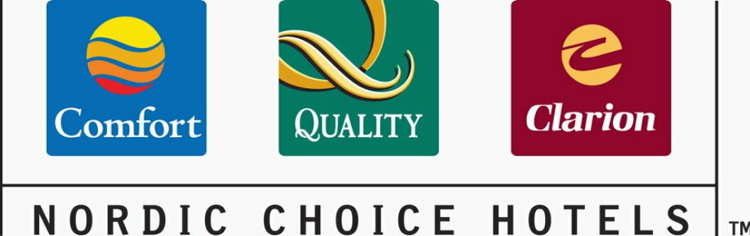 Nordic Choice Hotels logo ny 2015