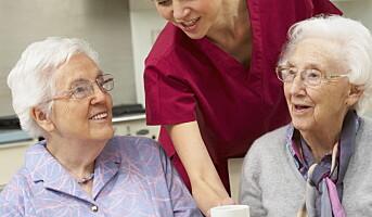 – Våre eldre fortjener appetitt på livet