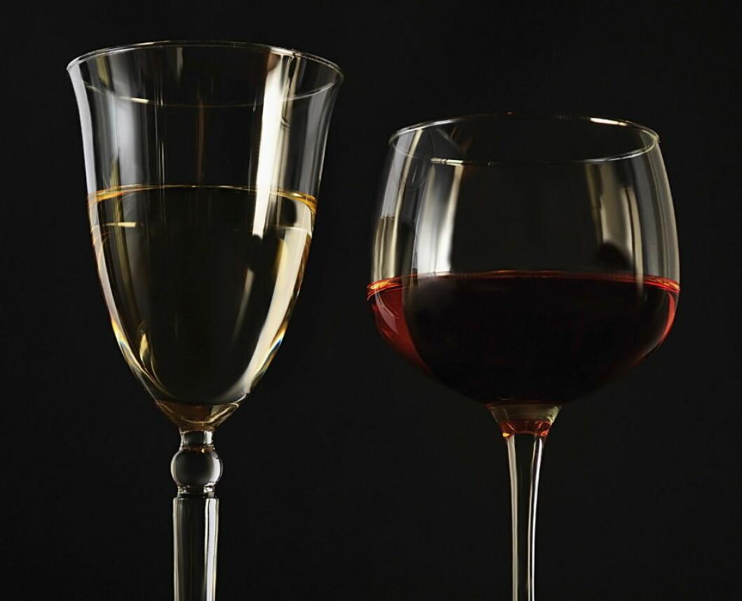 Stetten Geilo Vin vinillustrasjon COLOURBOX2221719