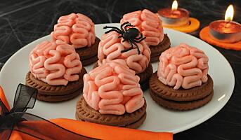 Du spiser med hjernen