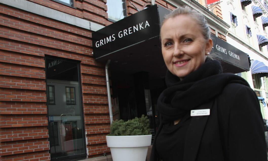 Linda Søvik. (Foto: Morten Holt)