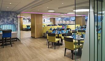 Oppgradert Thon Hotel Vika Atrium