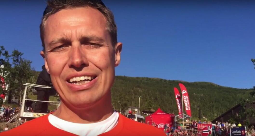 Arctic Race Norway Christian Chramer