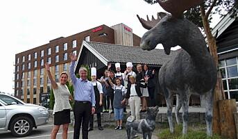 Kåret til Norges beste hotell