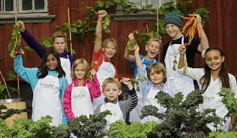 Matglede og matkultur fra Geitmyra til Ringerike