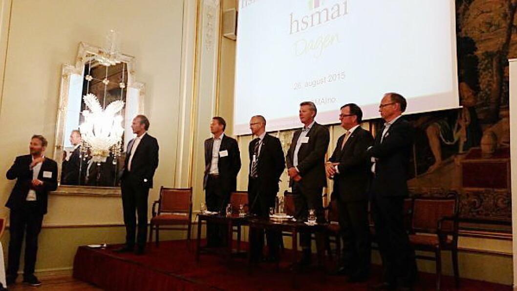 Paneldebatt HSMAI
