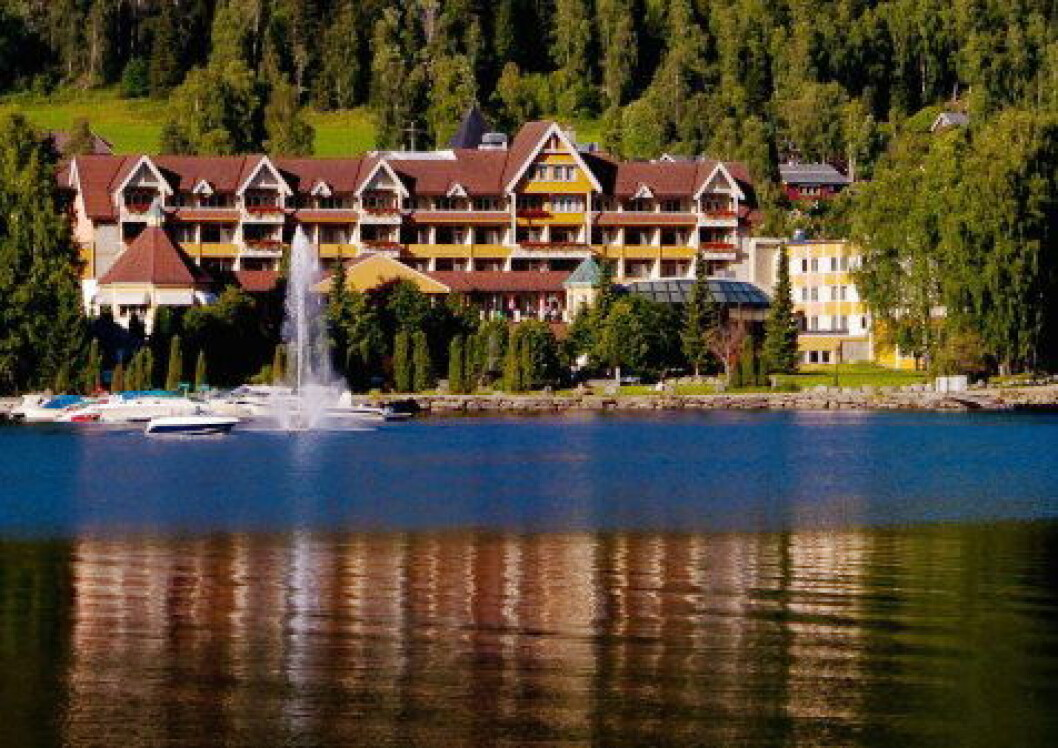 Thon Hotel Fagernes2