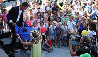 The Local og Fornebuporten åpnet med storslått fest