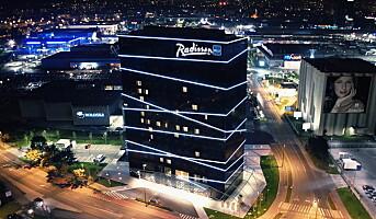 Nytt Radisson Blu-hotell i Slovenia
