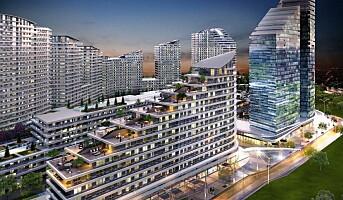 Rezidor med leilighetshotell i Istanbul