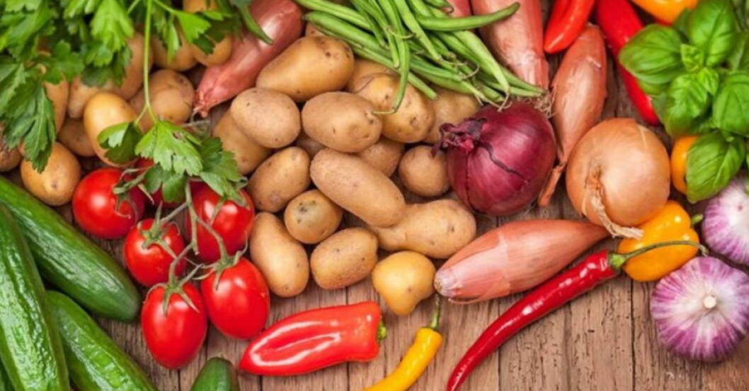 Midt i matfatet Hamar frukt og grønt