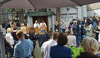 Stavangers nye mateldorado er åpnet