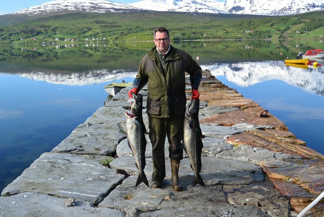 Fisk Fisketurisme Sei