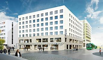 Nytt svensk Radisson Blu-hotell