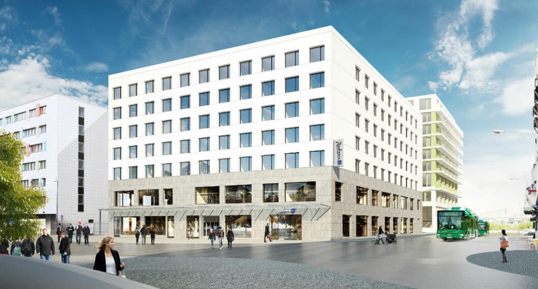 Radisson Blu Metropol Hotel1