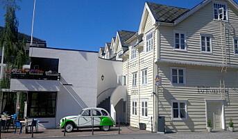 Raftevolds Hotel til First Hotels