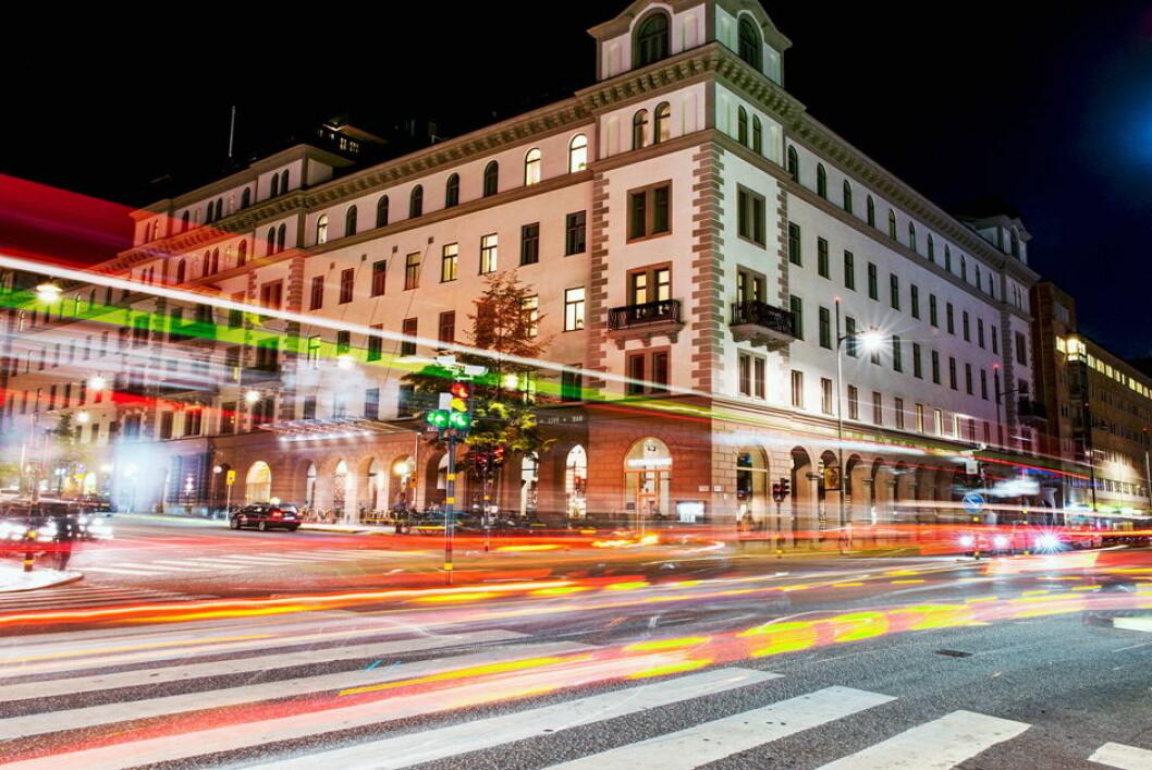 Stockholm Grand Central Scandic
