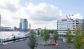 Nytt Thon-hotell i Rotterdam