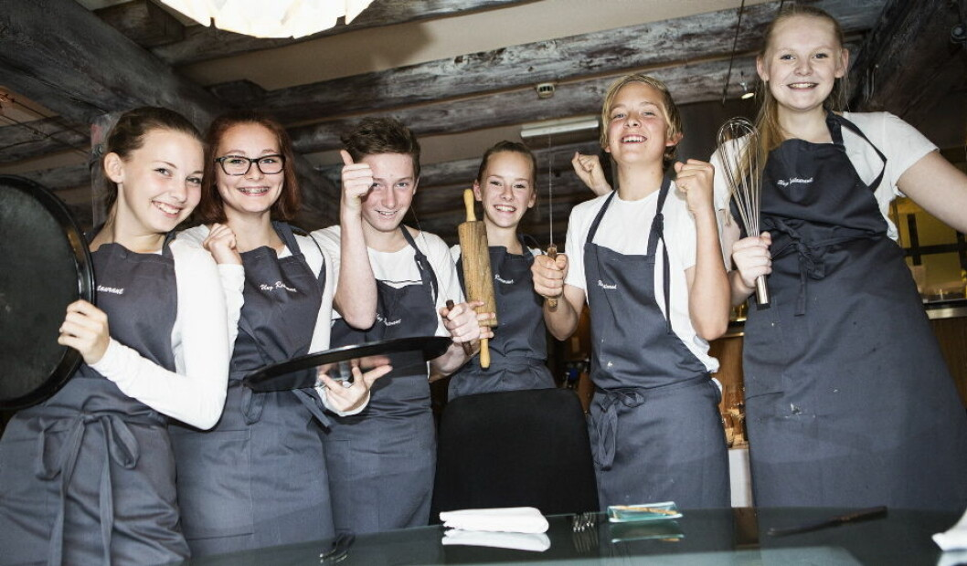 Ung Restaurant Havfruen2
