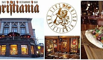 10 år med Café Christiania