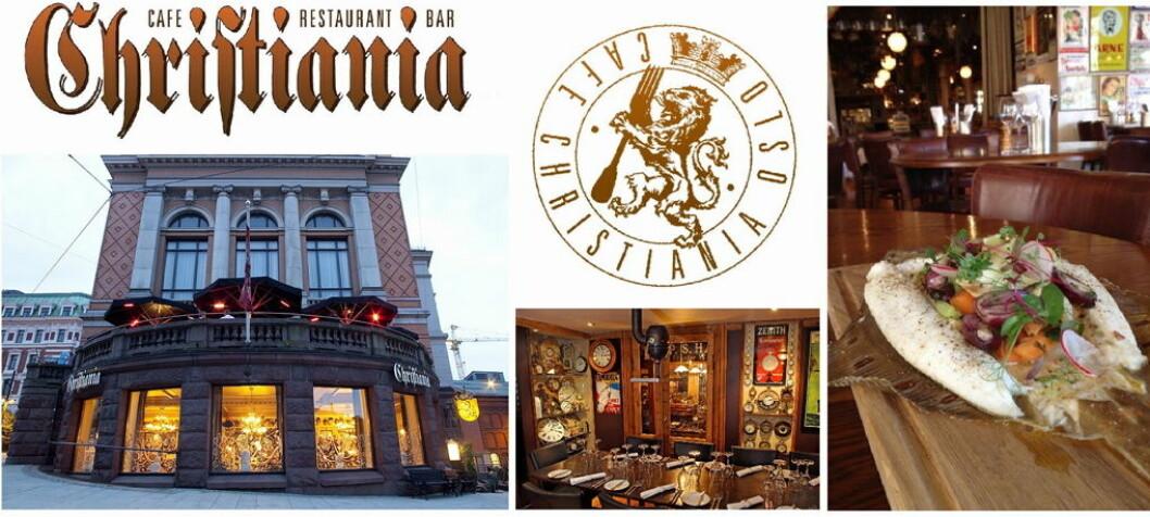 Cafe Christiania 10 år