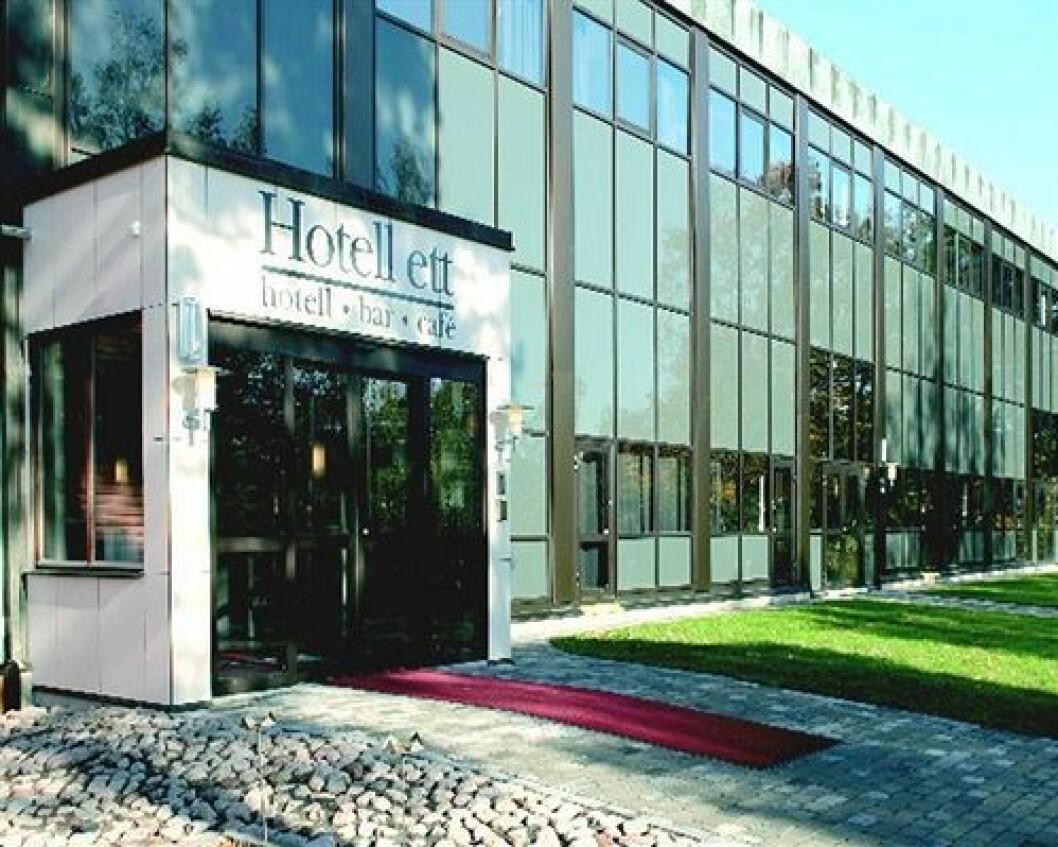 First Hotel Ett