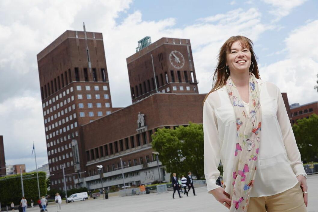 Gunnhild Haugen Oslo kommune Foto Morten Brakestad