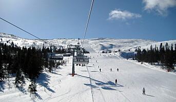 Norske alpinanlegg lanserer appen «fnugg»