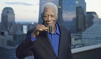 Kino-sølvfilm til Evergood med Morgan Freeman