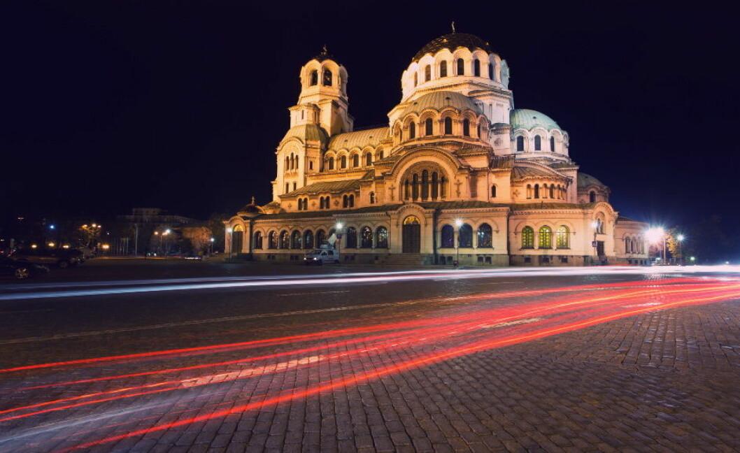 Sofia Alexander Nevsky-katedralen COLOURBOX5358766