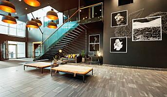 Industriell eleganse på Radisson Blu Hotel Nydalen