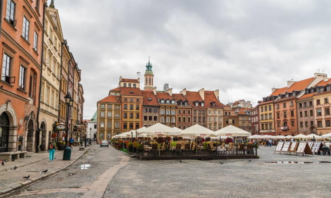 Warszawa COLOURBOX (2)
