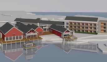 Storinvestering på Sommarøy