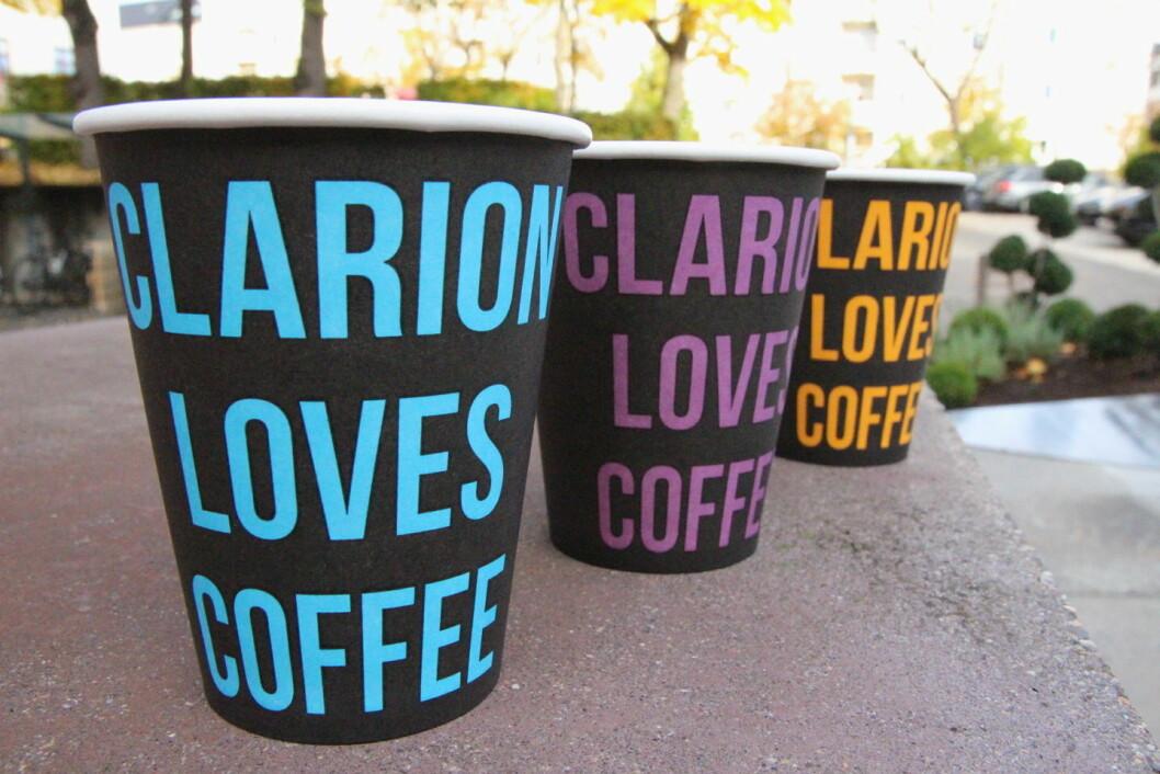 Fairtrade Challenge kaffekopp