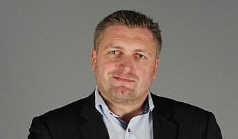 Atteroth ny direktør i First Hotels