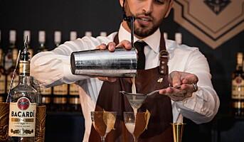Brooms & Hatchets-bartender til internasjonal finale