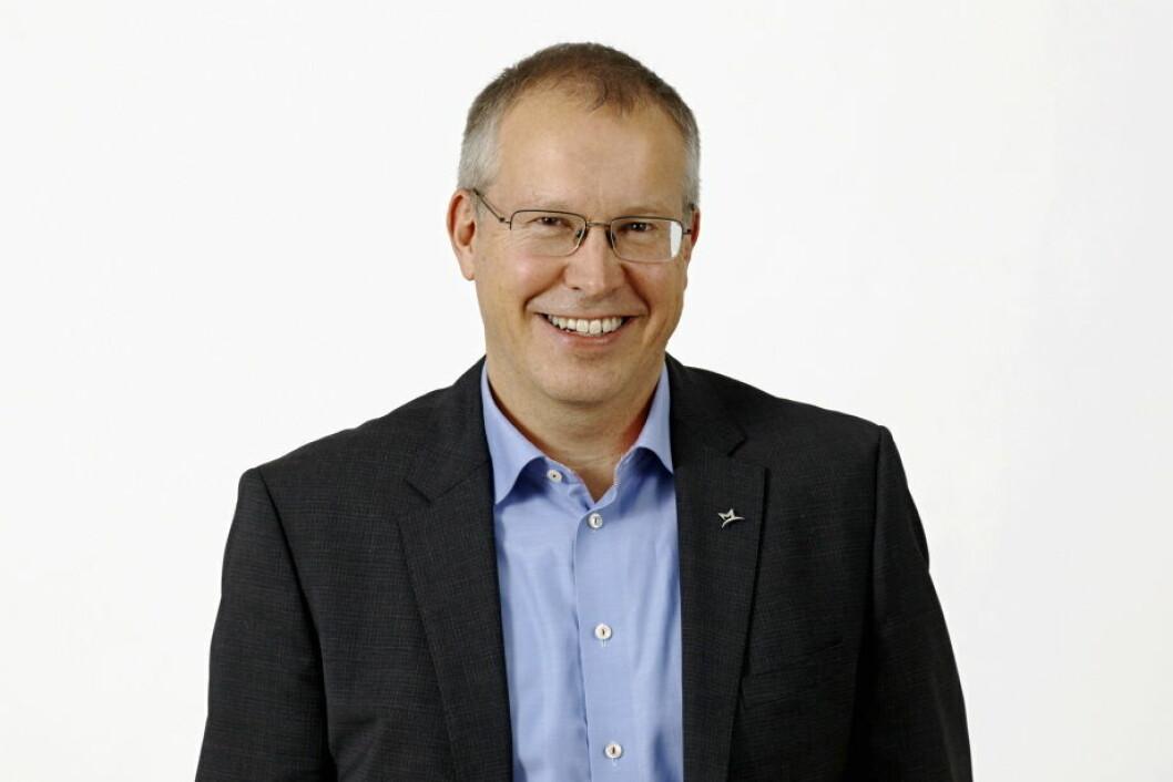 Håkon Mageli styreleder Matmerk2