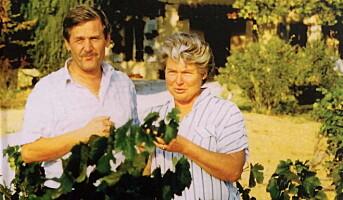 Livet som vinbønder