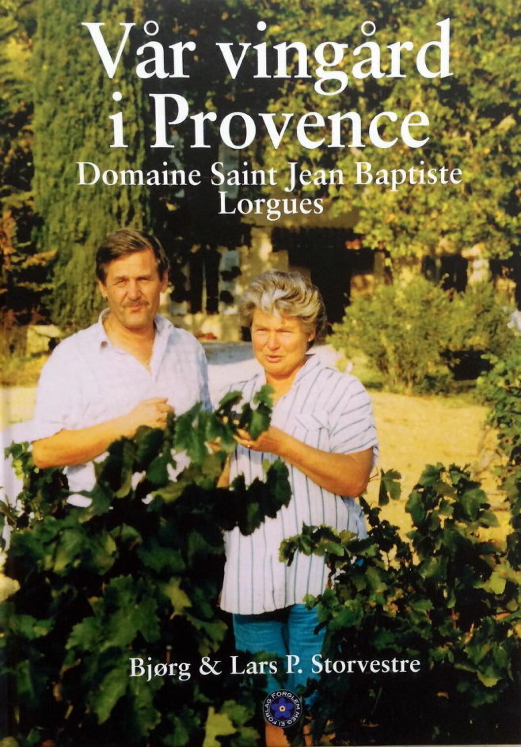 Bok Vingård Provence Storvestre