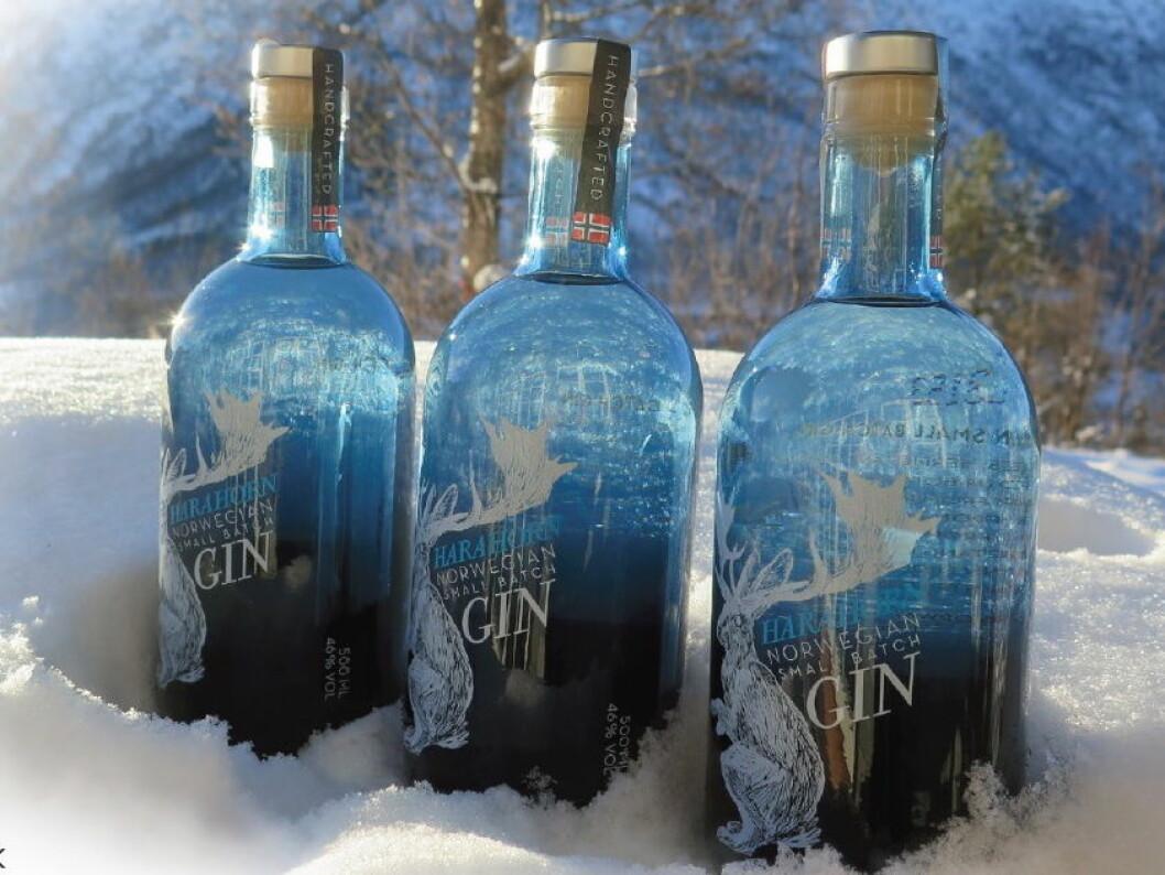 Harahorn Gin1