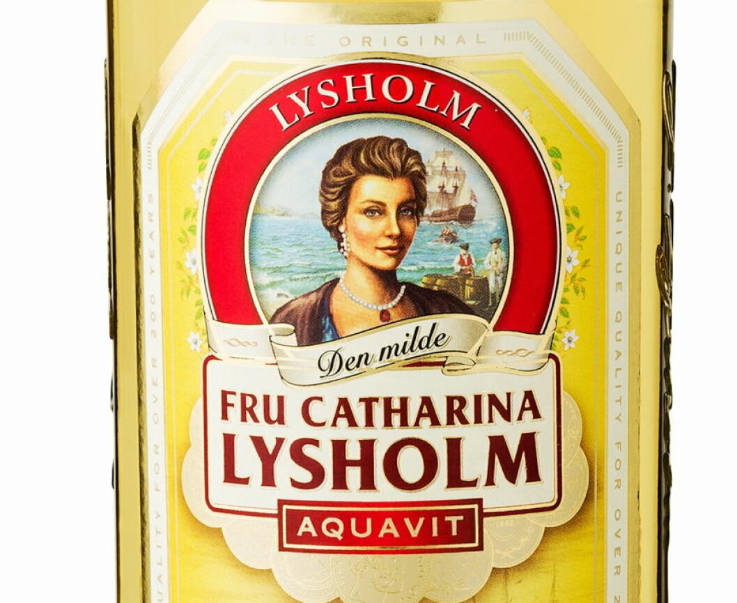 Fru Catharina Lysholm akevitt1