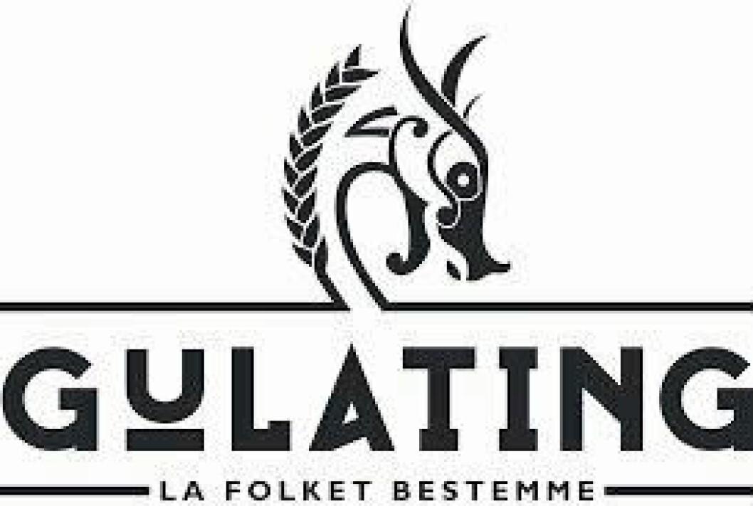 Gulating logo