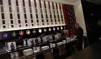 Nespresso åpner i Strømmen Storsenter