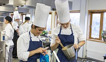 Fremtidens kokker og kjøkkensjefer