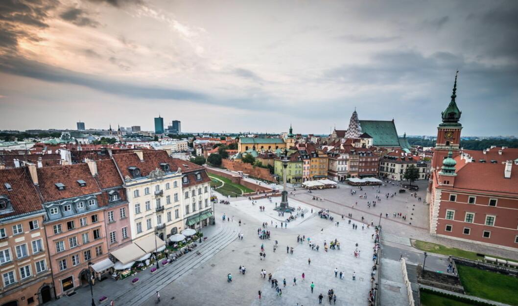Warszawa COLOURBOX (1)