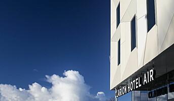 Clarion Hotel Air har åpnet