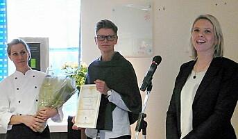 Nittedal har Norges beste sykehjemsmat